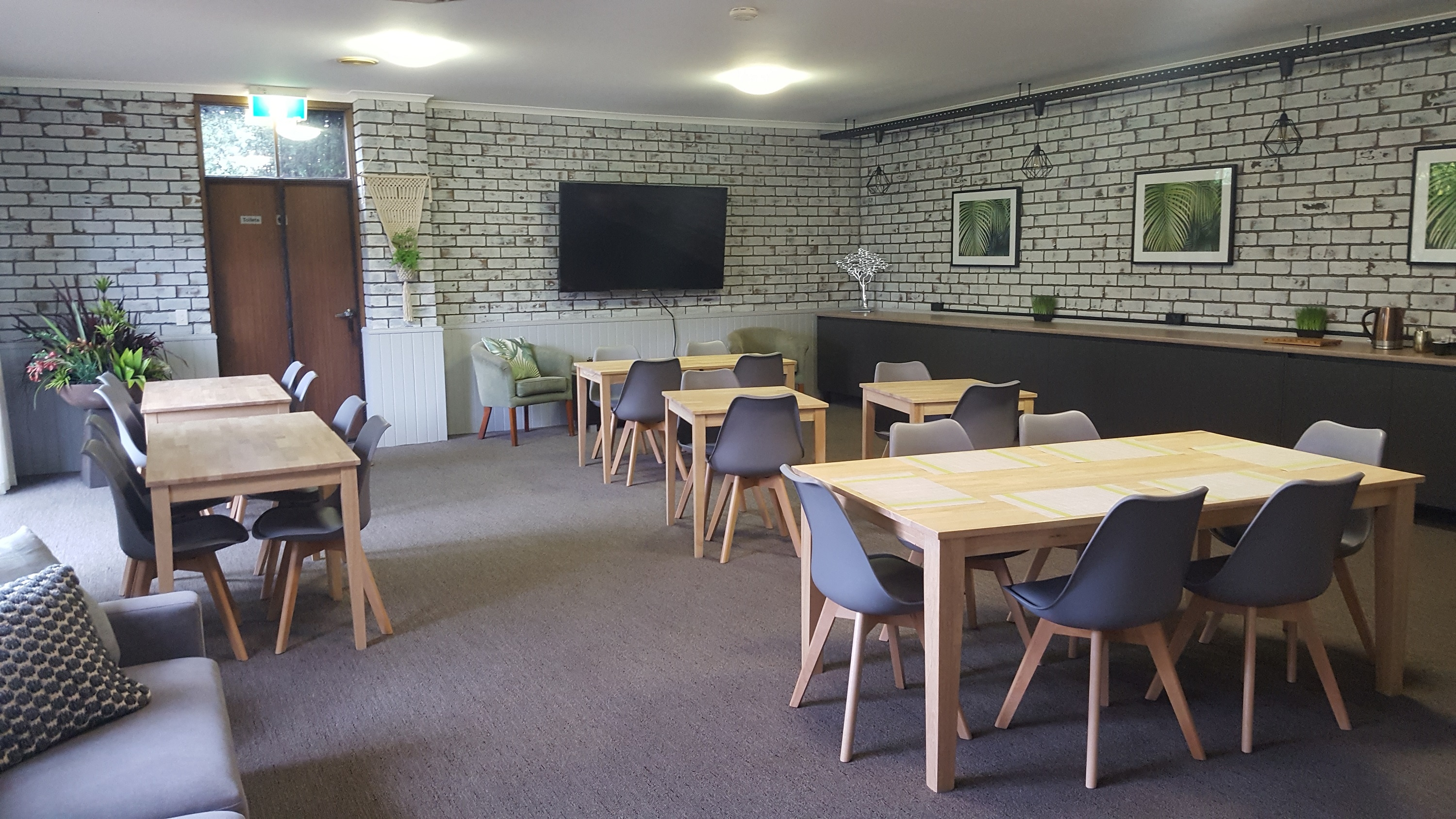 The Meeting Room at The Heritage Bendigo Motel